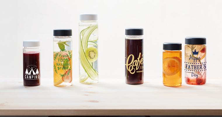 スリムクリアボトルのイメージ